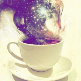 a warm cup of music