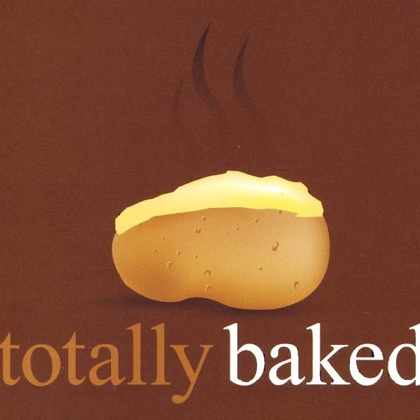 I'm just like these chips-- BAKED.