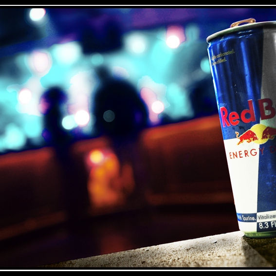 Who needs redbull to powerup