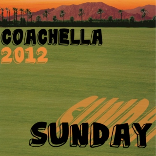 Coachella 2012: Sunday