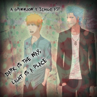Dark Is The Way, Light Is A Place - A GrimmIchi FST