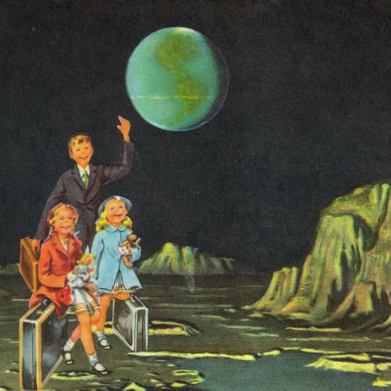 Vacation on the Moon