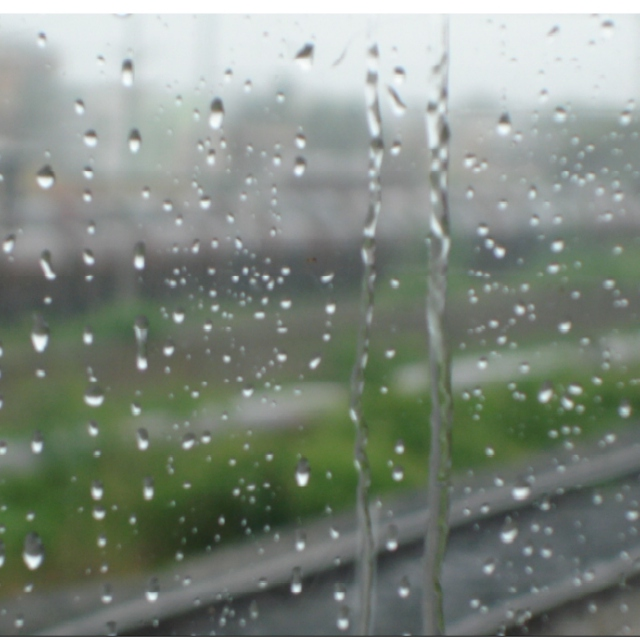 Curl Up, Watch The Rain And Listen To This Playlist