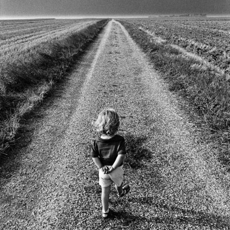 Down the Lonely Road