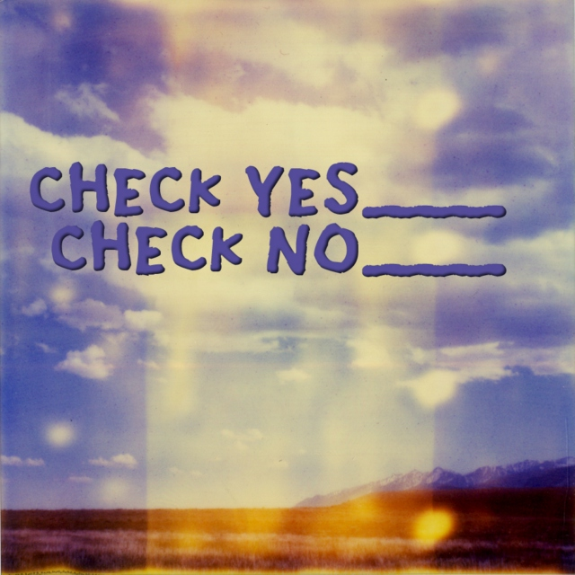 Check Yes____ Check No____
