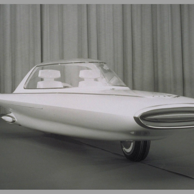 The Gleaming Underside of 1961