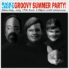2010 Groovy Summer Party CD