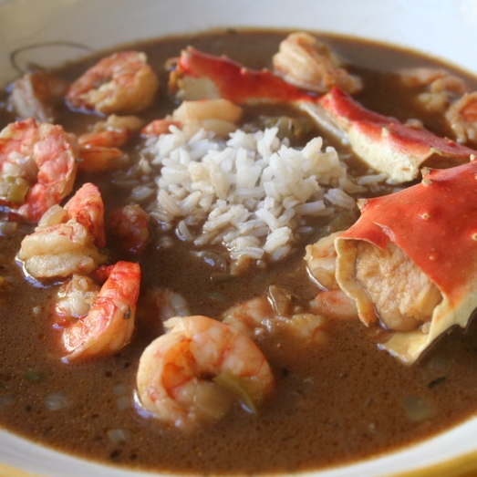 Gumbo (everything but the kitchen sink)