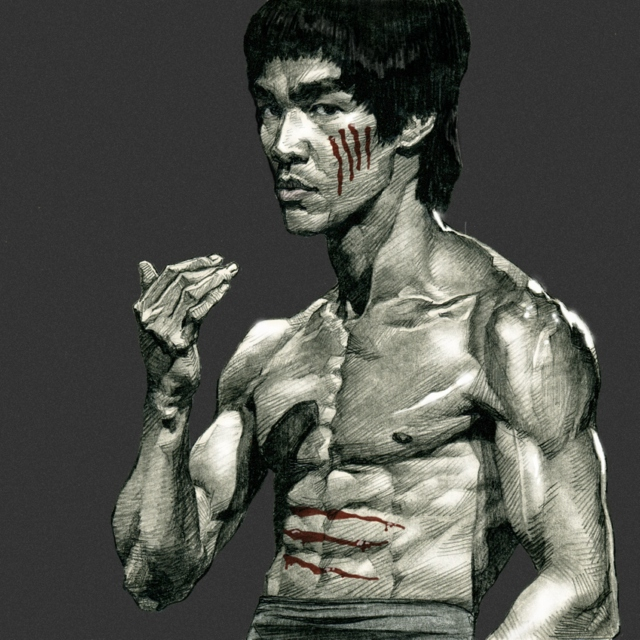 Bruce Lee Wants to FUCK YOU UP