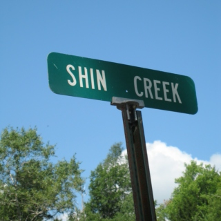 Some call it Hillbilly music, I call it message from Shin Creek