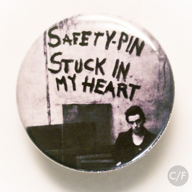 Safety pin stuck in my heart - Punk love songs