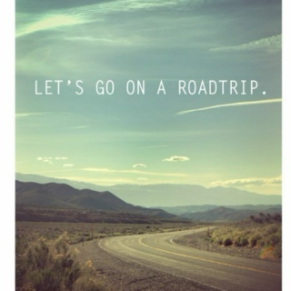 Road trips in the summertime
