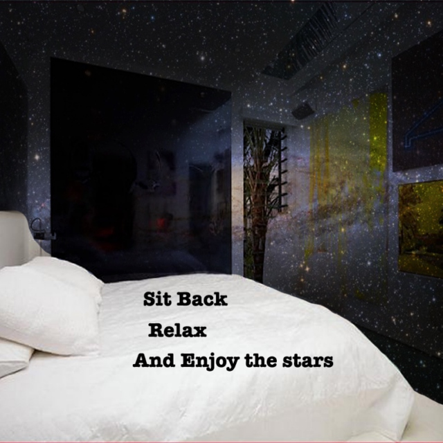 Sit Back, Relax, and enjoy the stars