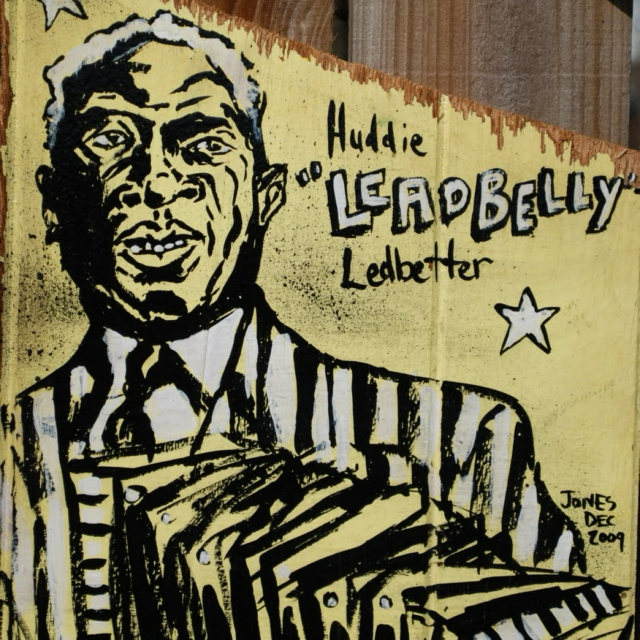 Lead Belly is a hard name