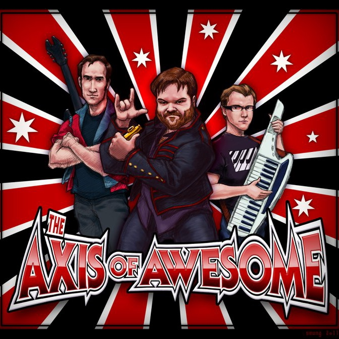 6 Free Axis Of Awesome music playlists | 8tracks radio