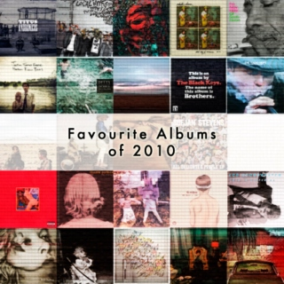 Favourite Albums of 2010