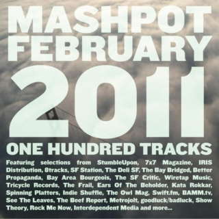 100 Tracks from Mashpot SF