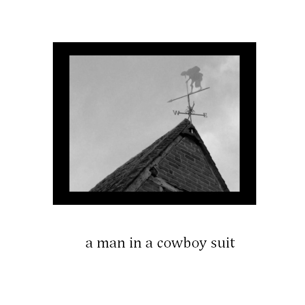 a man in a cowboy suit