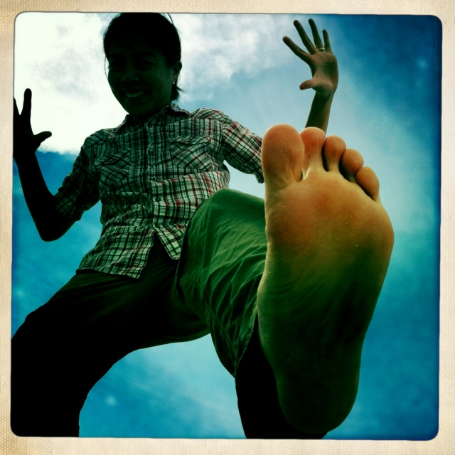Songs to Stomp Your Feet