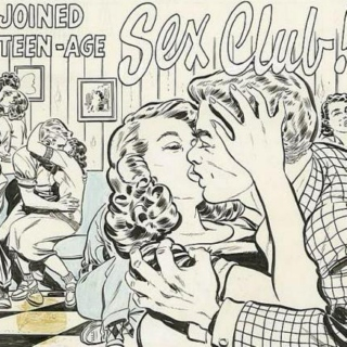 I JOINED A TEEN-AGE SEX CLUB!