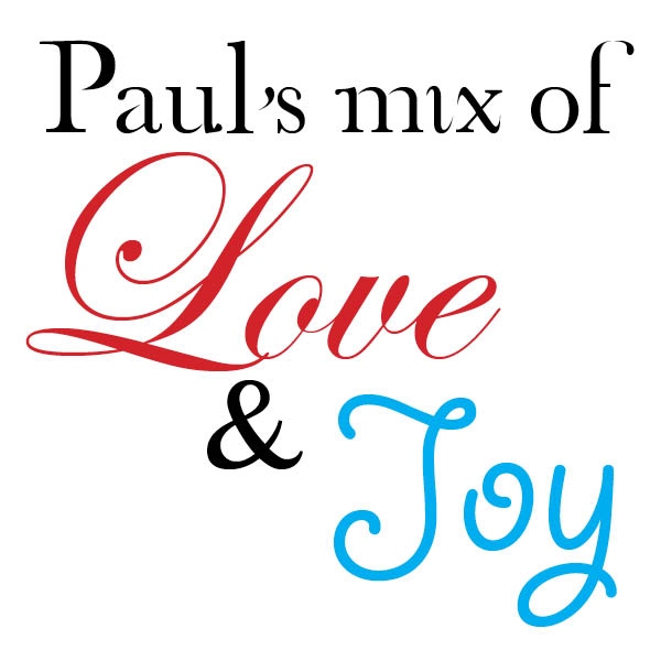 Mix of love and joy