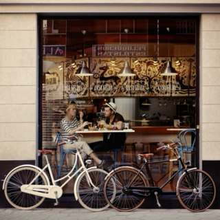Bicycles & Coffee