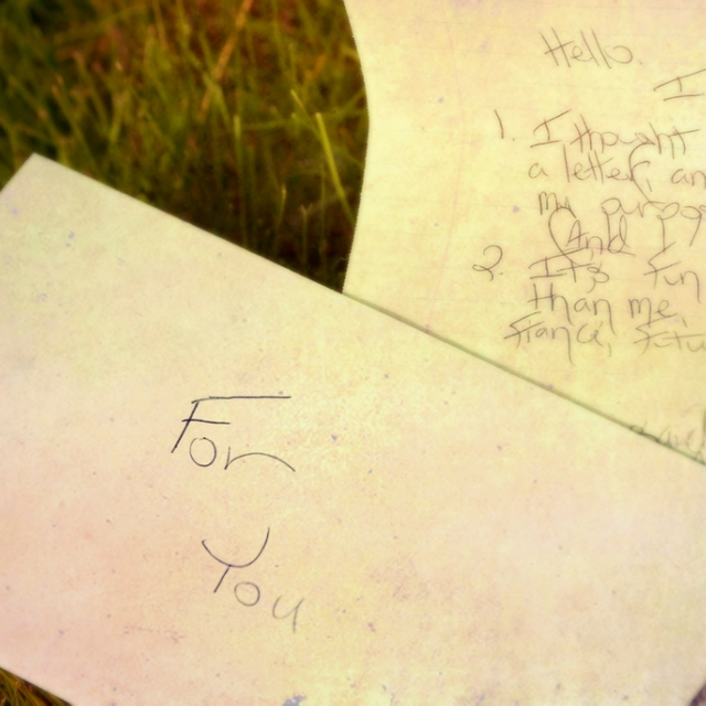 Letters for you