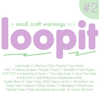 Loop It #2 (a small craft warnings mix)