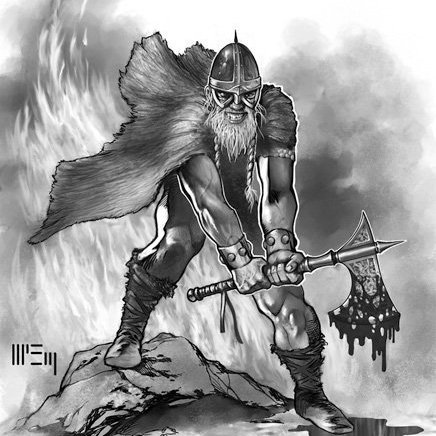 Viking Warrior Mix