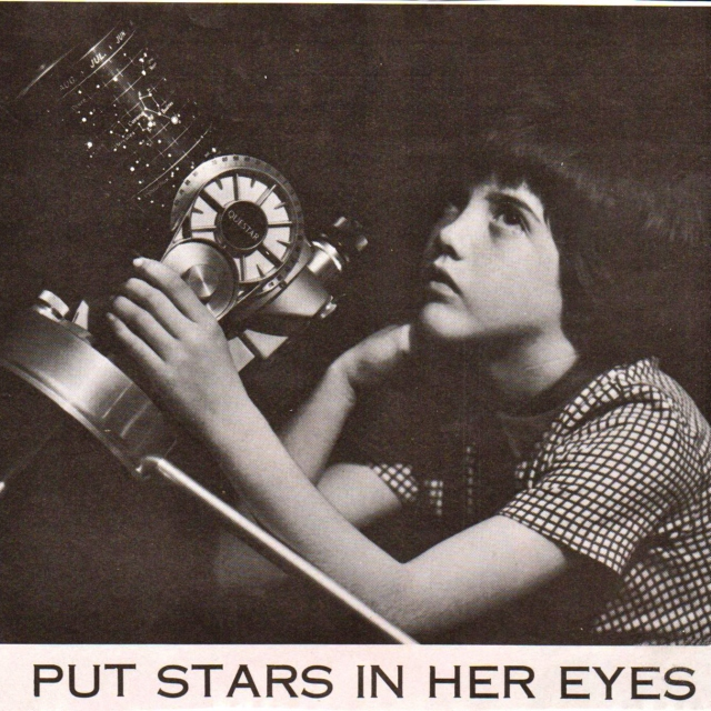 Put Stars in her Eyes