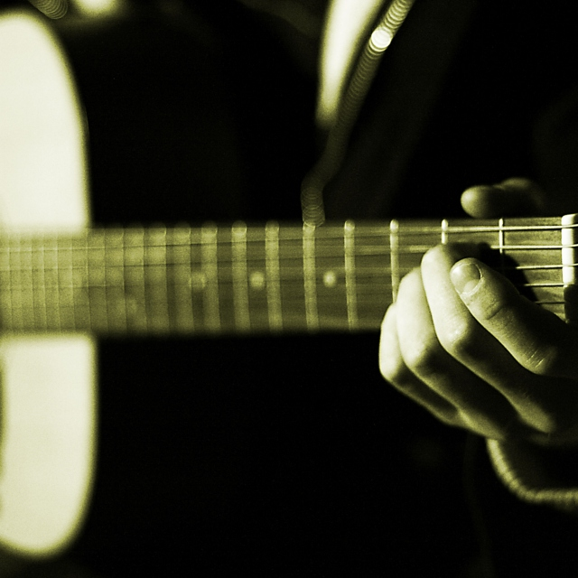 The most organic form of music: Acoustic