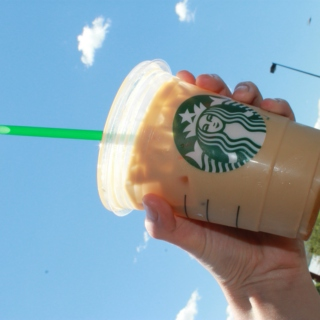 Chill out and drink iced coffee