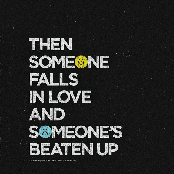 We All Need Someone To Bleed On