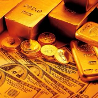 Pay Me In Gold..