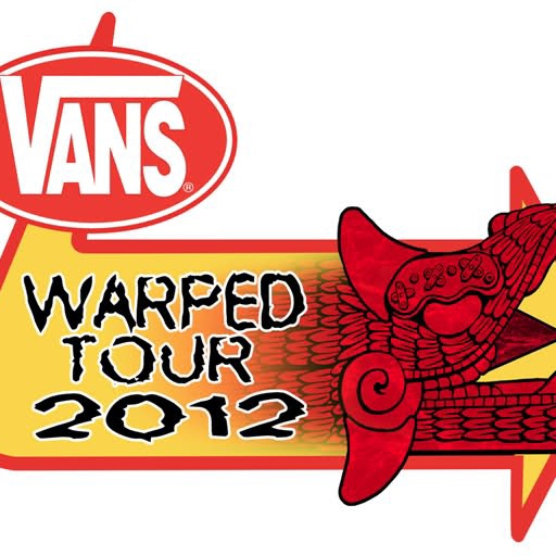 Warped Tour 2012!