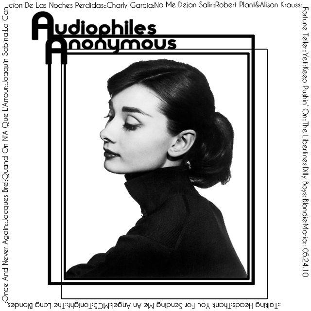 Audiophiles Anonymous 05.24.10 mix