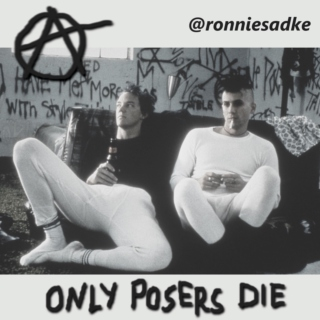 Only Posers Die