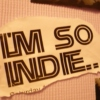 Indie all morning, day, night.