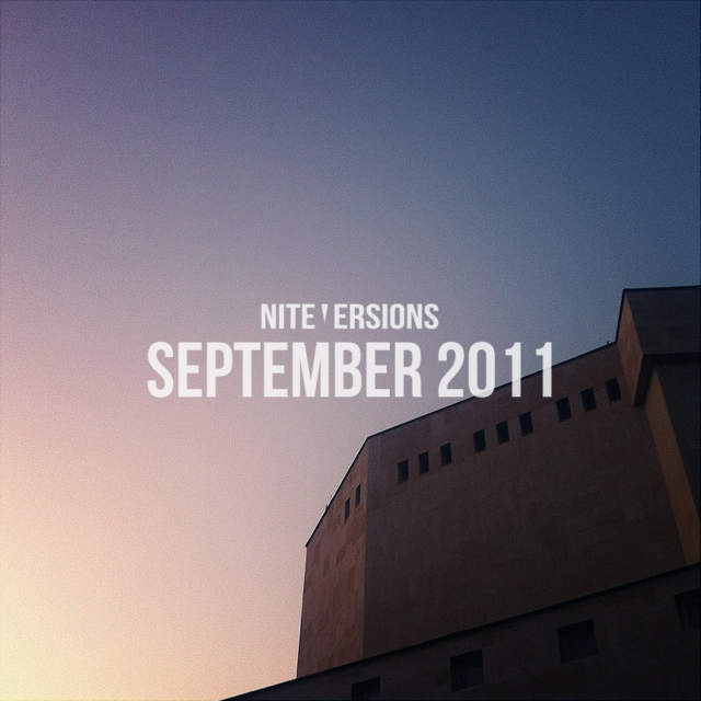 Nite Versions - September 2011