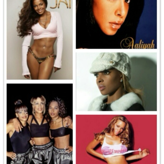 R&B Throwbacks Vol.III