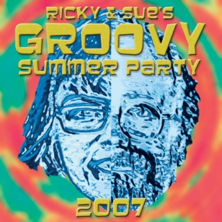 2007 Groovy Summer Party CD