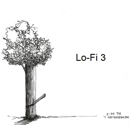 The U.P. Underground Music Community Lo-Fi 3