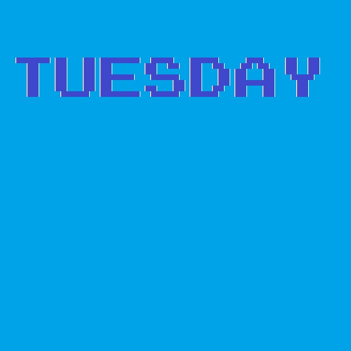 The Tuesday Mix