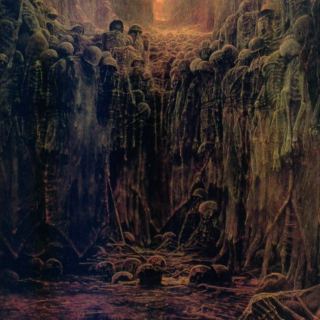 A Soundtrack to Beksinski
