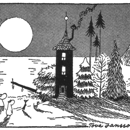 music from moominland