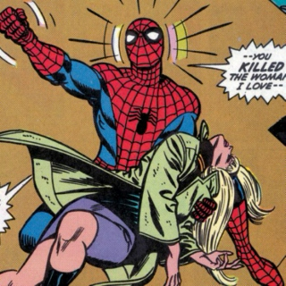 1973 - The Year Gwen Stacy Died