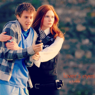 Lover's Eyes - an amy+rory fst