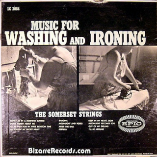 African Pop for Ironing Shirts to
