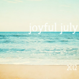 Joyful July 2012