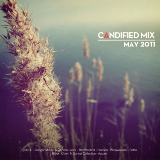 Candified's May 2011 mix
